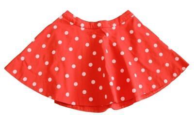 - Kate Spade New York Little Girls Toddler Polka Dot Circle Skirt Red Pink NEW $64