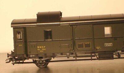 Kohle SNCF Hochbordwagen m Märklin HO Wagen  1:87-44900.002  #E gebr.