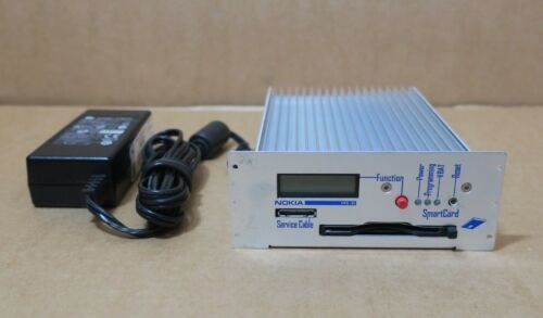 Nokia FPS-21 4GB Flash Prommer / Programmer Service Firmware Tool + 12V Adapter