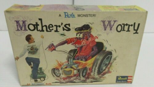 Revell Ed Big Daddy Roth Mother