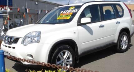 2012 Nissan X-trail SUV Armidale Armidale City Preview