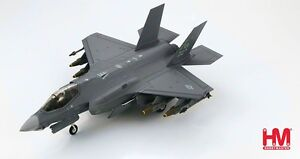 HOBBY MASTER 1/72 Lockheed F-35A Lightning II FIGHTER HA4401 NEW TOOLING
