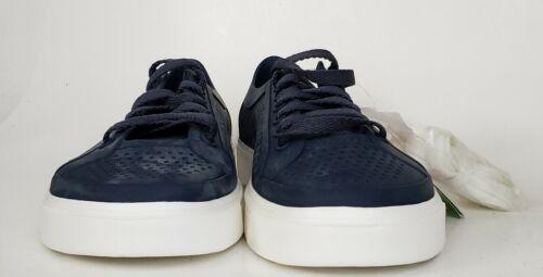 **Crocs CitiLane Roka Court Sneakers - Navy Mens Size 8- Wom