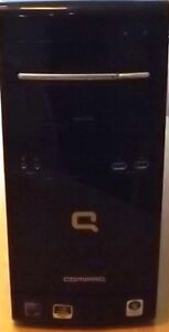 Refurbished Compaq desktop PC: