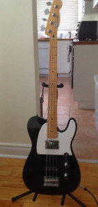 BASSE SQUIER TELECASTER VINTAGE MODIFIED SPECIAL