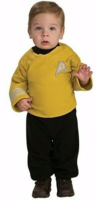 Toddler/Infant Star Trek Captain Kirk Halloween Costume