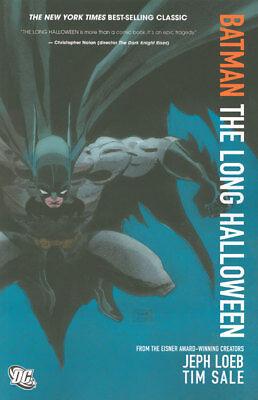 Batman Long Halloween Softcover Graphic