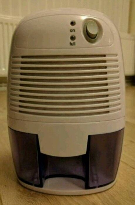 Challenge Mini Dehumidifier, Hardly Used