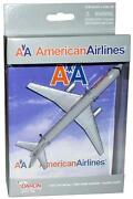 American Airlines Toy Airplane
