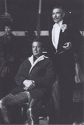 Foto Opernsänger RUDOLF SCHOCK - Aufnahme von 1969 - Pressefoto  - Oper Tenor