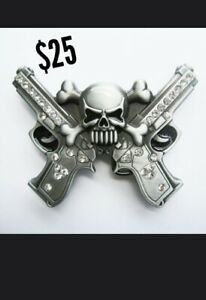 Brand New Belt Buckles For Sale