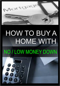 HOW To BUY a HOME With NO MONEY DOWN!