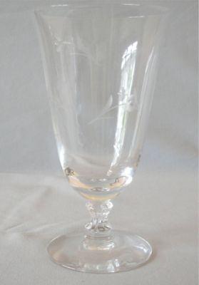 Iced Tea Goblet Duncan & Miller Glass Petite - Vintage