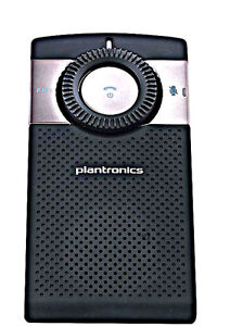 Oem Plantronics K100 Universal Bluetooth Car Kit Speaker With FM Transmitter