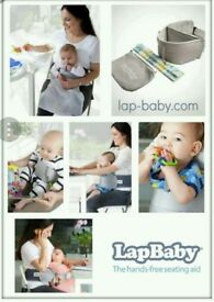 Lapbaby baby seat