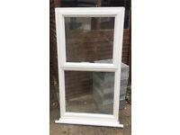 UPVC double glazed window sash excellent condition