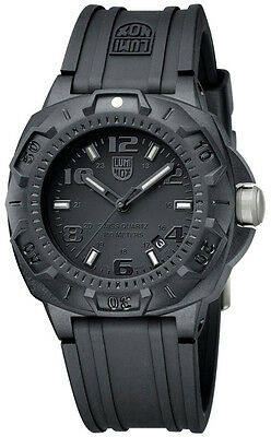 Luminox Men's A.0201.BO Black Carbon-Reinforced Sentry Watch