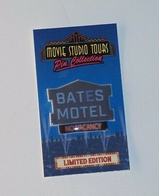 Bates Motel Sign (Universal Studios Tours Psycho Bates Motel neon sign custom fantasy)