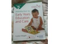 Early Years Education and Care level 2