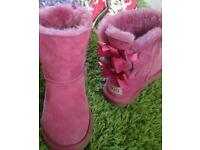 Girls ugg boots size 13/1