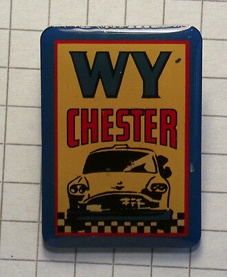 PIN WY CHESTER - TAXI - GLASIERT   (AN2264)