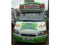 Ford Tresent ice cream van