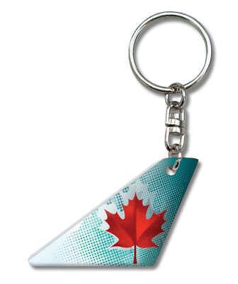 DARON AIR CANADA TAIL KEY CHAIN | SHIPS IN 1 BUSINESS DAY | TK2201 Daron Air Canada