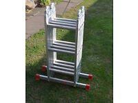 Ladder (folding extention)