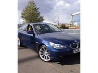 2004 Bmw 525d Auto 115k Hpi Clear 11 Months Mot Full Service Leathers Excellent Condition Car