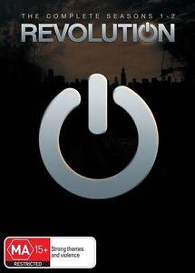 Revolution : Season 1-2 (DVD, 2014, 10-Disc Set) New, Genuine & Sealed D54