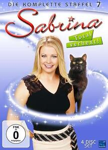 Sabrina! Total verhext - Staffel 7 (2015) - DVD NEU