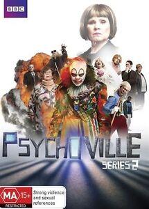 Psychoville S2 Series 2 Season 2 DVD R4
