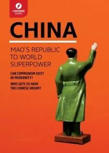 China-Mao-039-s-Republic-to-World-Superpower-by-Lightning-Guides-Paperback-2015