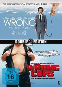 Jack Plotnick - Wrong & Wrong Cops (Double2Edition) [2 DVDs] (OVP)