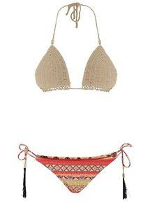 Brand New Handmade Crochet Bikini