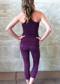 Lululemon Wunder Under Crop 6