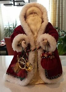 HANDCRAFTED FATHER CHRISTMAS Edmonton Edmonton Area image 1