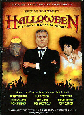HALLOWEEN The Happy Haunting Of America - HAUNTED HOUSES (2-DISC COLLECTOR'S ED)](Halloween Collector's Box Set)