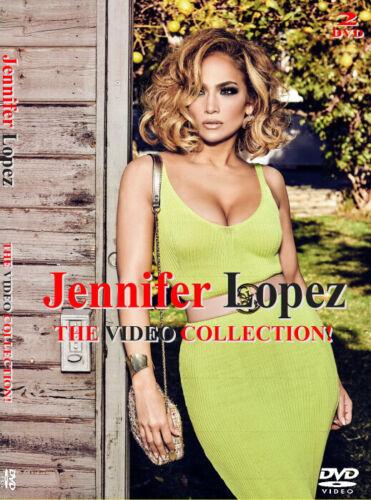 JENNIFER LOPEZ   / 2020 THE VIDEO COLLECTION 2DVD