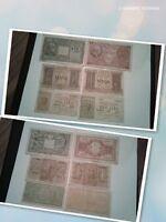 Lotto 6 Banconote Regno D'italia. .. -  - ebay.it