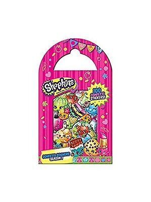 Shopkins Confetti Stickers Season 1 #85221
