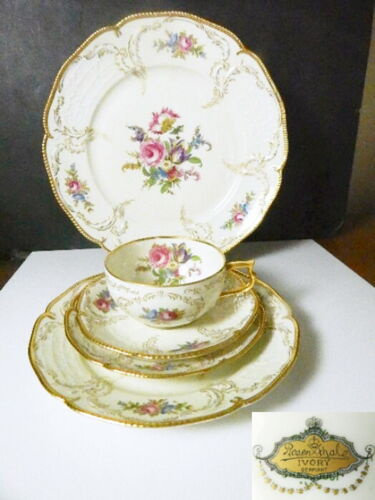 Rosenthal DIPLOMAT 5 Piece Place Setting(s) Mint Condition!