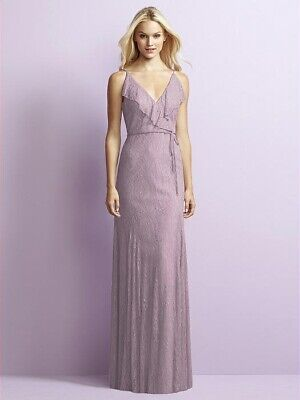 Bridesmaids Dress Suede Rose 10 Jenny Yoo Romantic Lace Prom Debs Christmas VIP