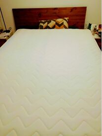Perfect condition new double airsprung mattress for sale