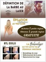 ÉPILATION DIFINITIVE AU LASER