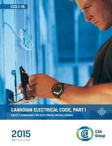 I NEED CANADIAN ELECTRICAL SAFETY CODE