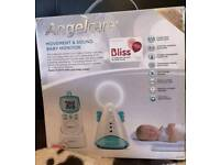 Angelcare sounds and movement monitor