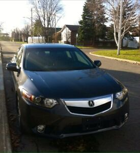Acura TSX Premium 2012 LEATHER/MAGS/HEATED SEATS/SUNROOF