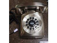 Modern 1950's retro style phone