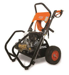 **HUGE SALE** STIHL GAS POWERED PRESSURE WASHERS CALL 734-1114